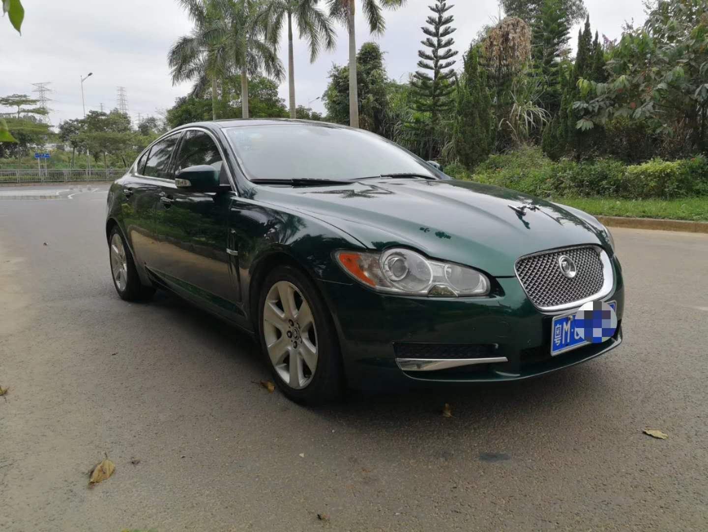 捷豹XF 2009款 XF 3.0L V6豪华版