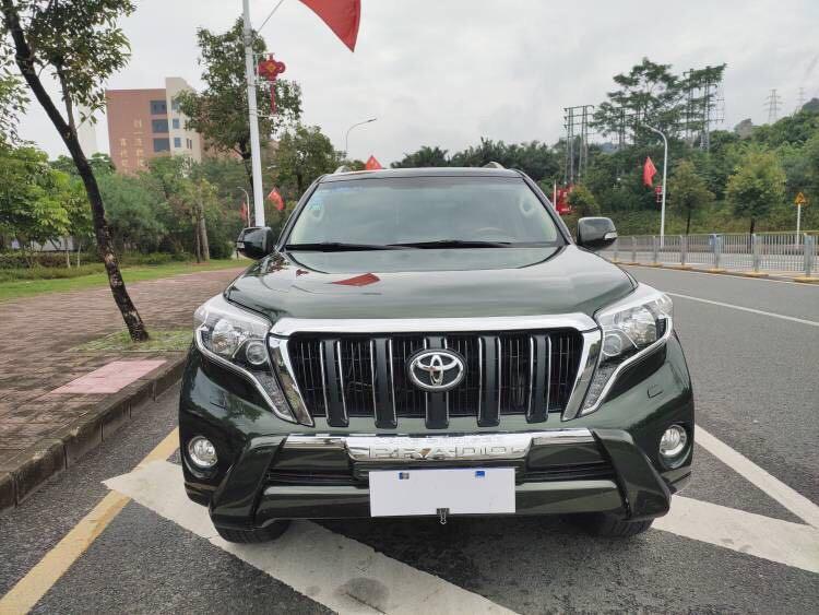 丰田普拉多(进口) 2015款 中东版