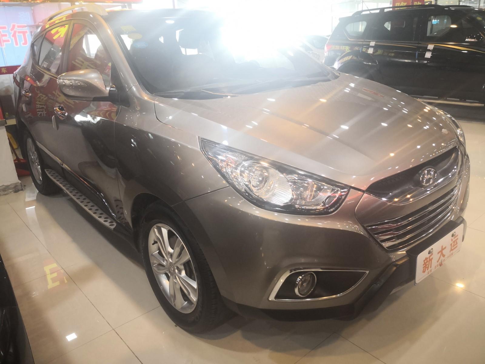 北京现代ix35 2010款 2.4L 自动两驱尊贵版GLS