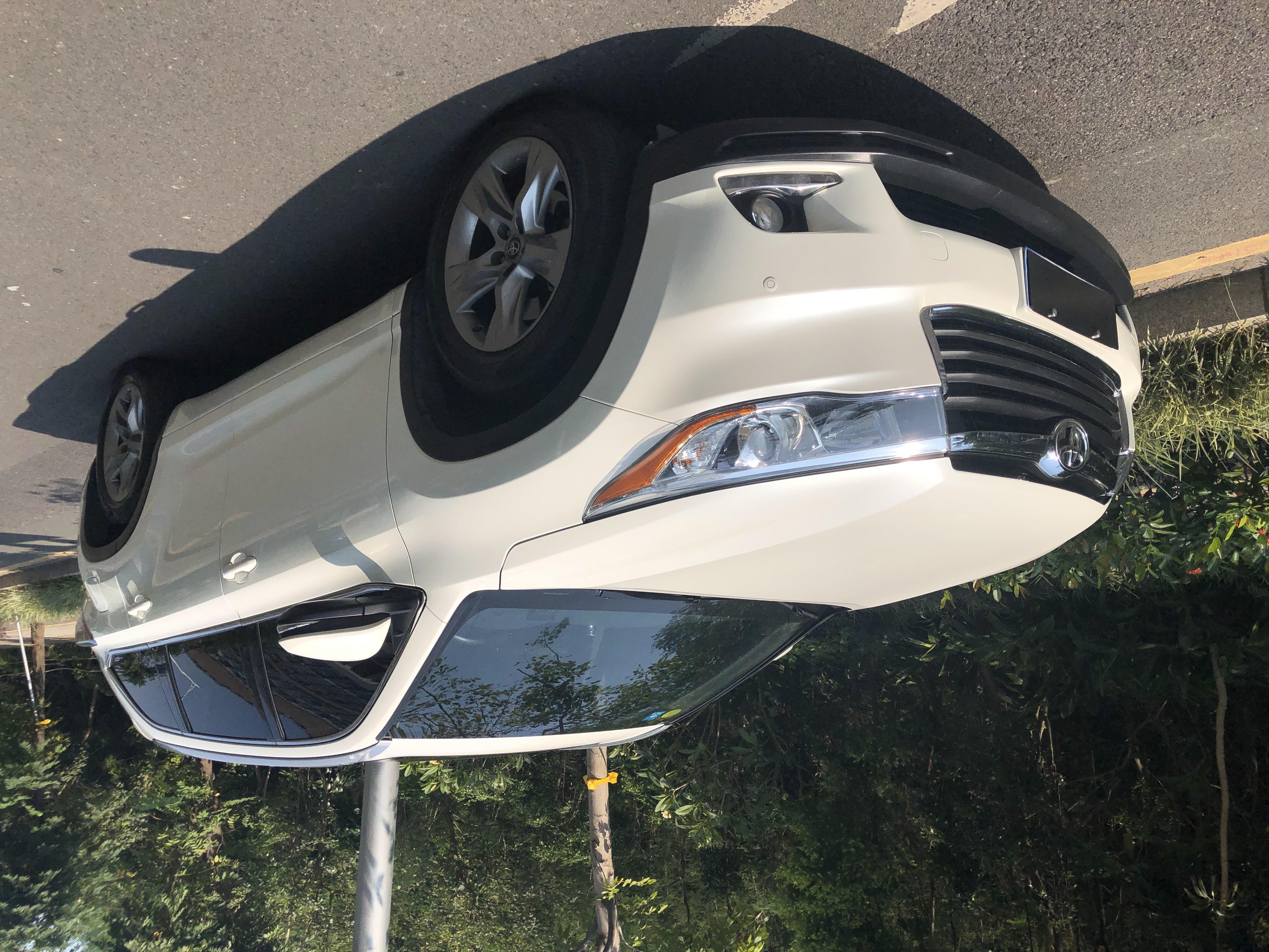 丰田汉兰达 2017款 2.0T 四驱豪华导航版 7座
