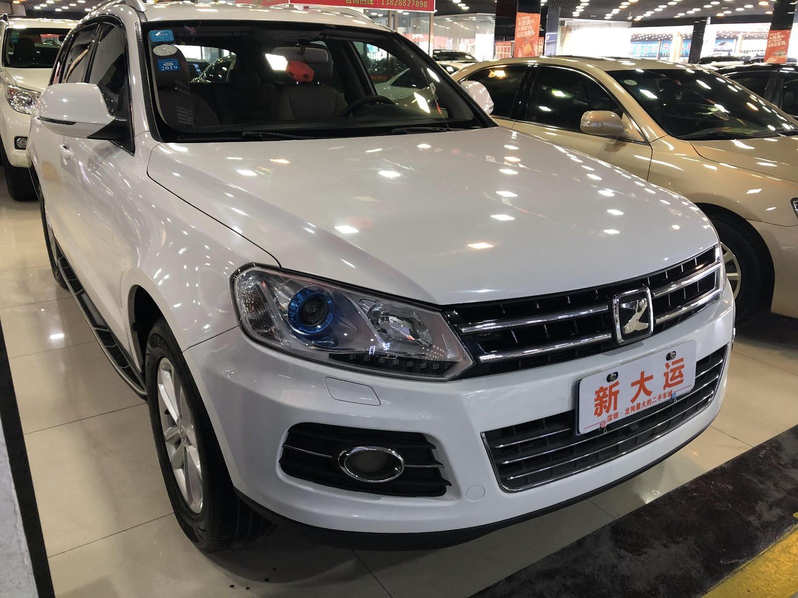众泰T600 2015款 1.5T 手动精英型