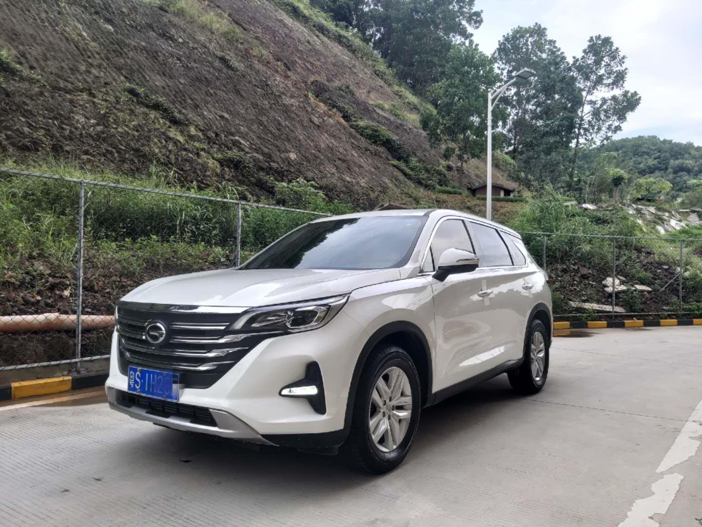 广汽传祺传祺GS5 2019款 235T 自动舒适版
