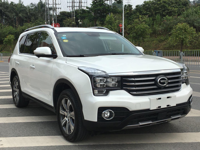 广汽传祺 传祺GS7 2017款 320T 两驱豪华智联型