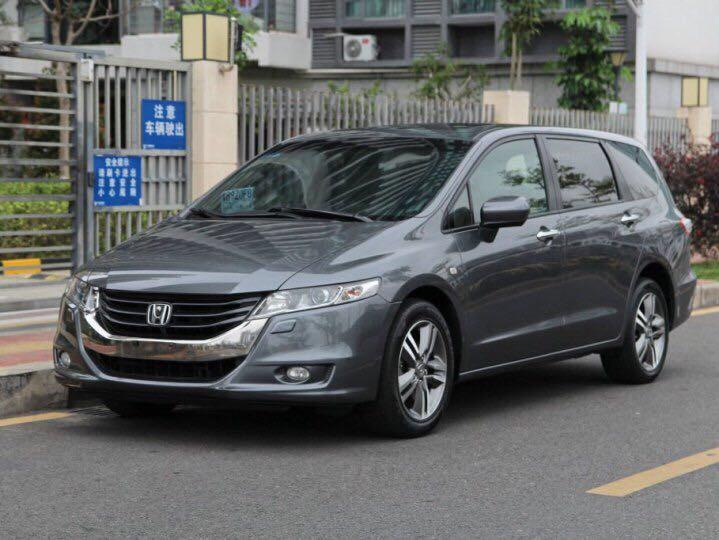 本田奥德赛 2009款 2.4L 豪华版