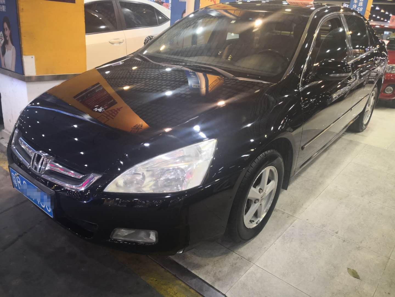 本田雅阁 2007款 2.4L 自动豪华版
