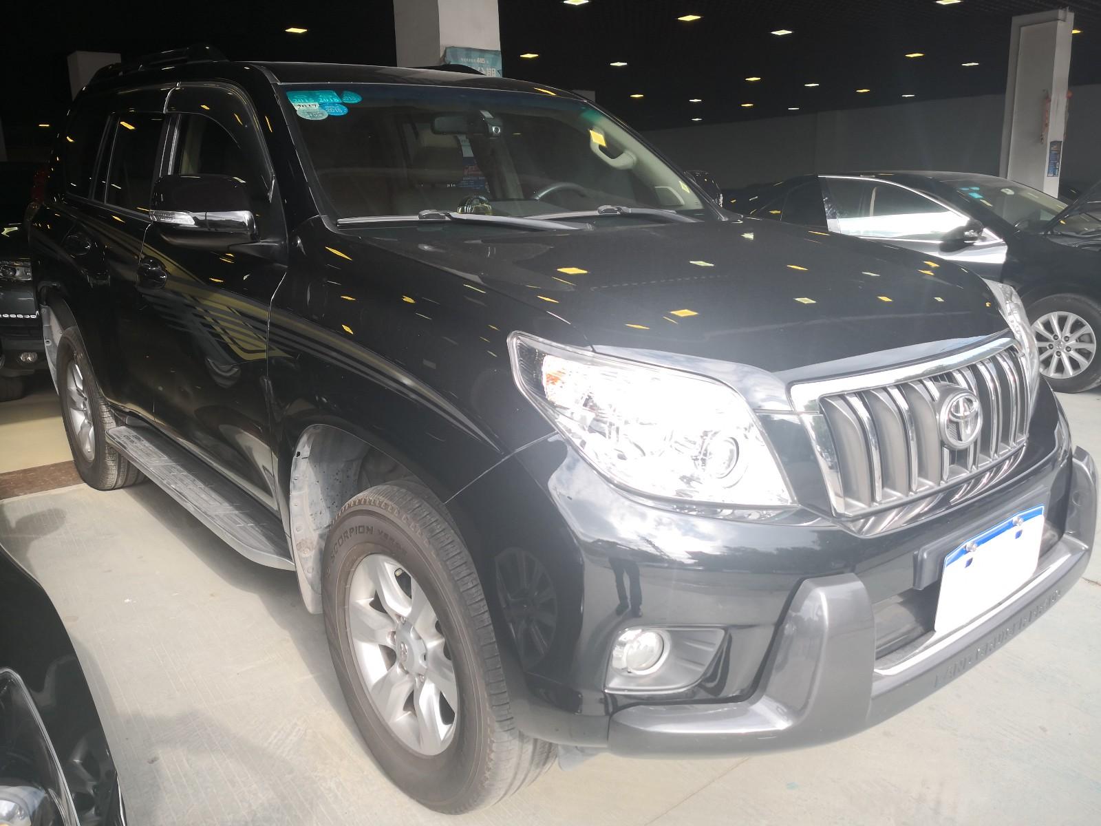 丰田 普拉多 2010款 4.0L 自动TX-L NAVI