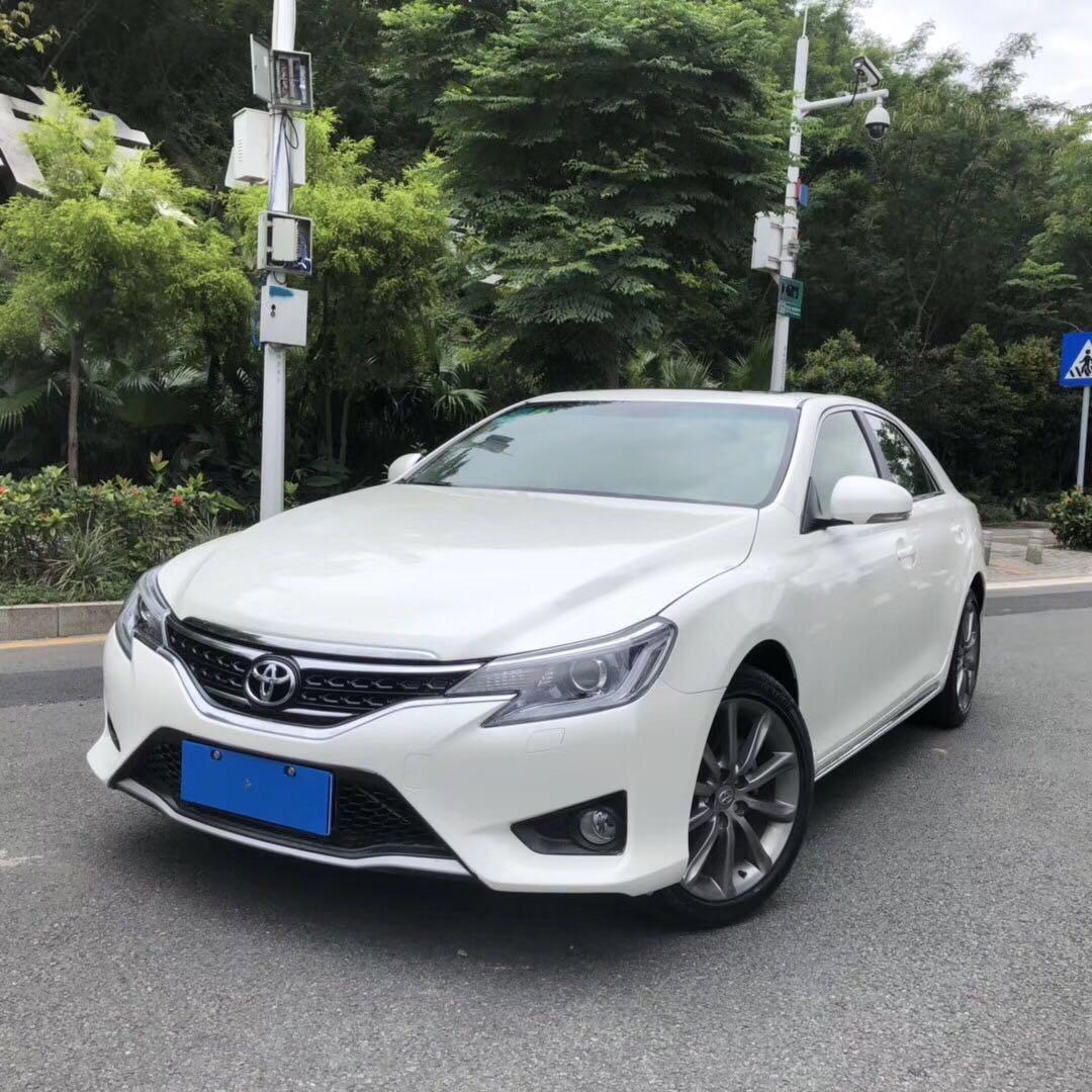 丰田 锐志 2013款 2.5V 尚锐导航版