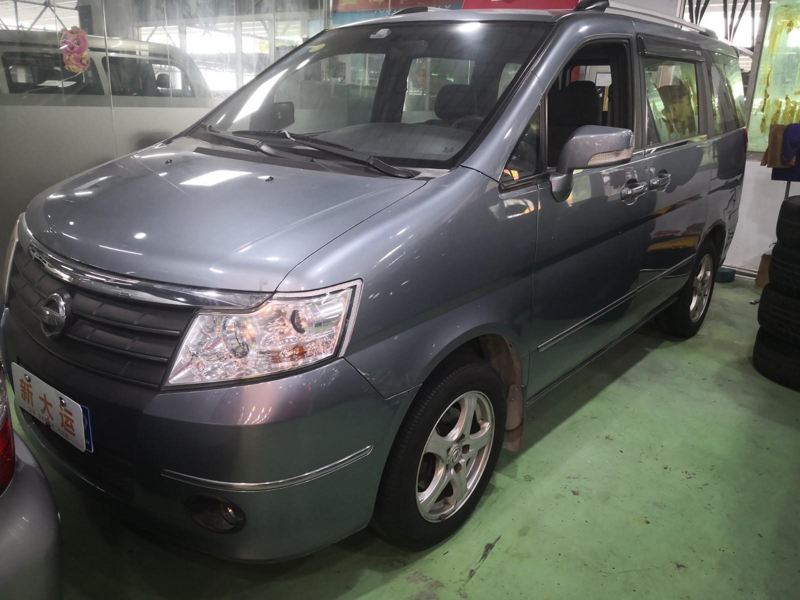 东风 帅客 2011款 1.6L 手动实用型7座