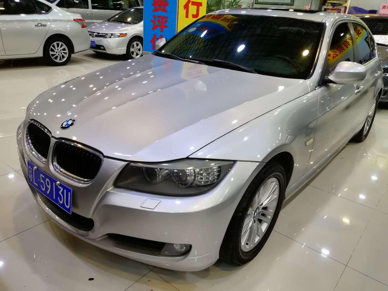 宝马3系 2012款 320i 时尚型