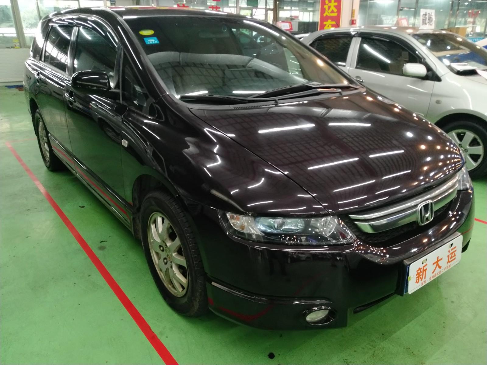 本田 奥德赛 2008款 2.4L 舒适版