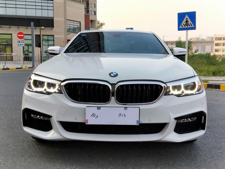 宝马5系(进口) 2018款 525i M运动套装