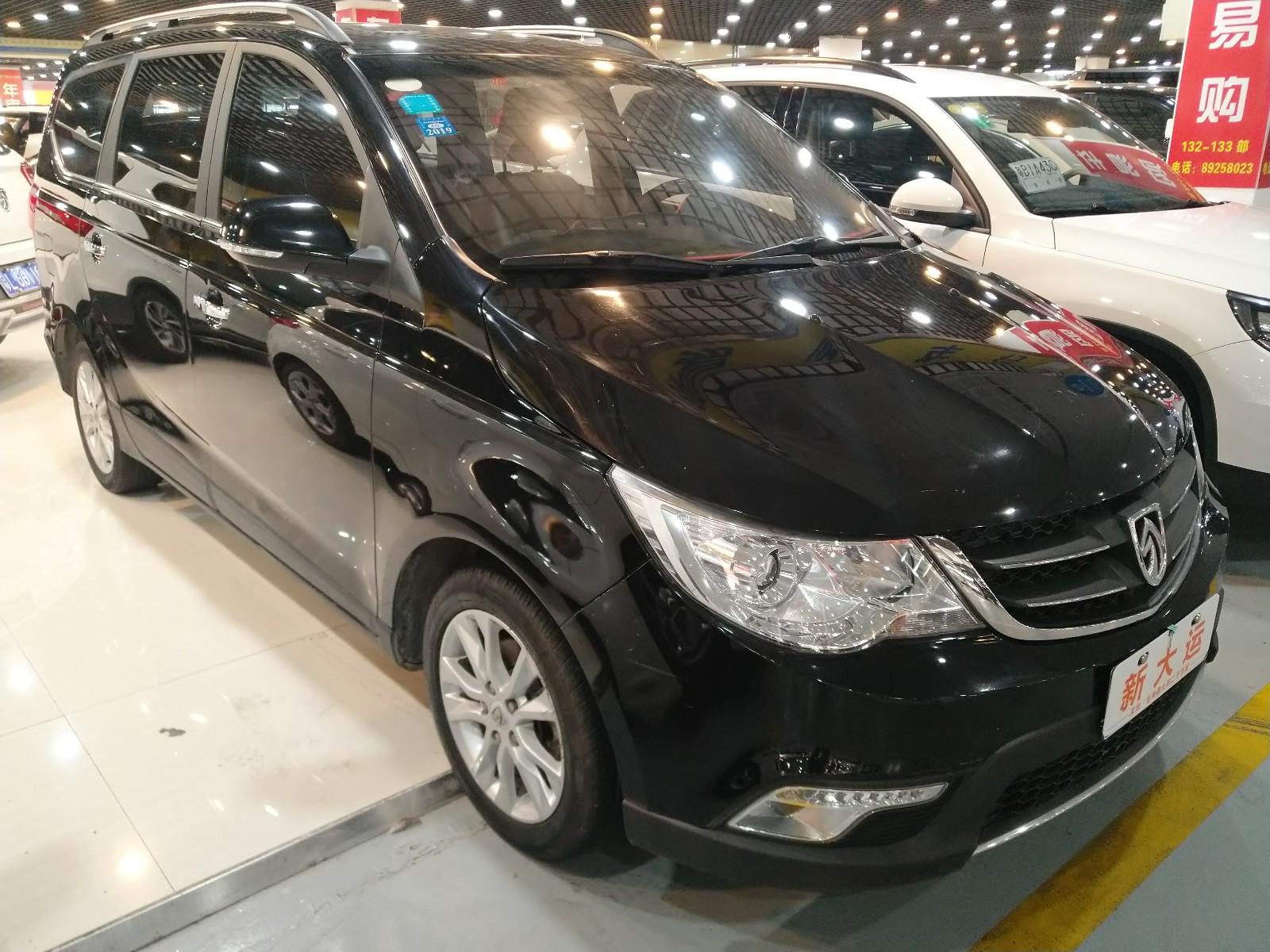 宝骏730 2014款 1.5L 手动豪华导航ESP版 7座