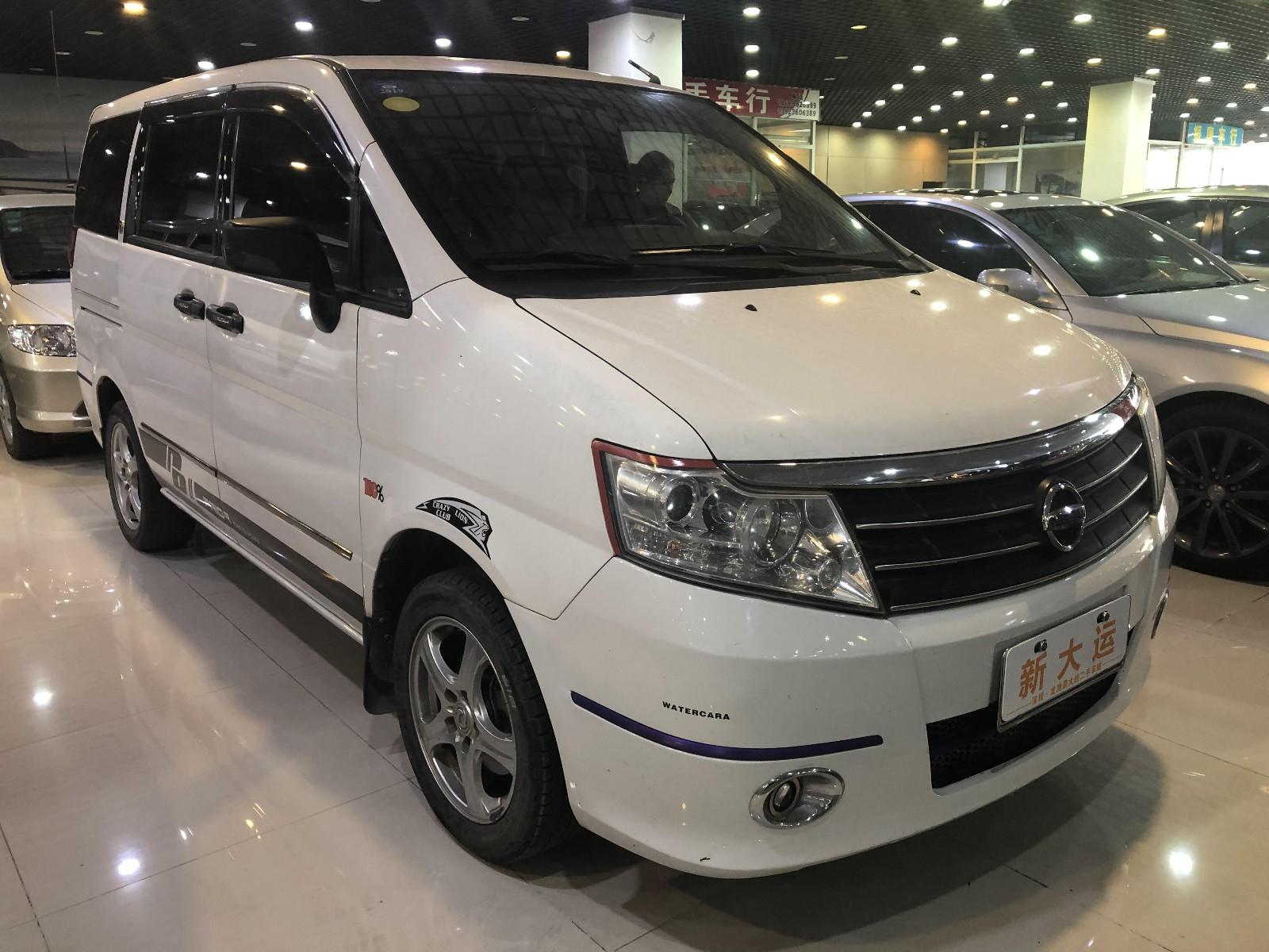 东风 帅客 2014款 1.6L 手动舒适型7座 国IV