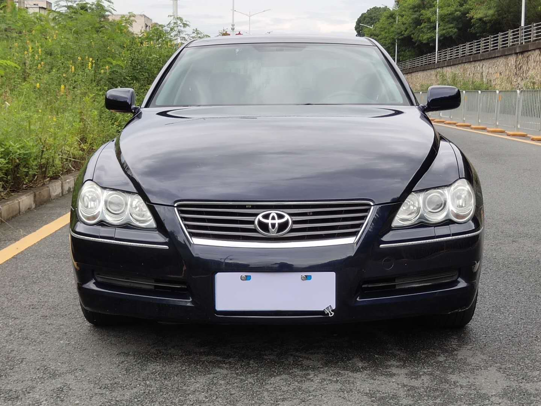 丰田锐志 2006款 2.5V