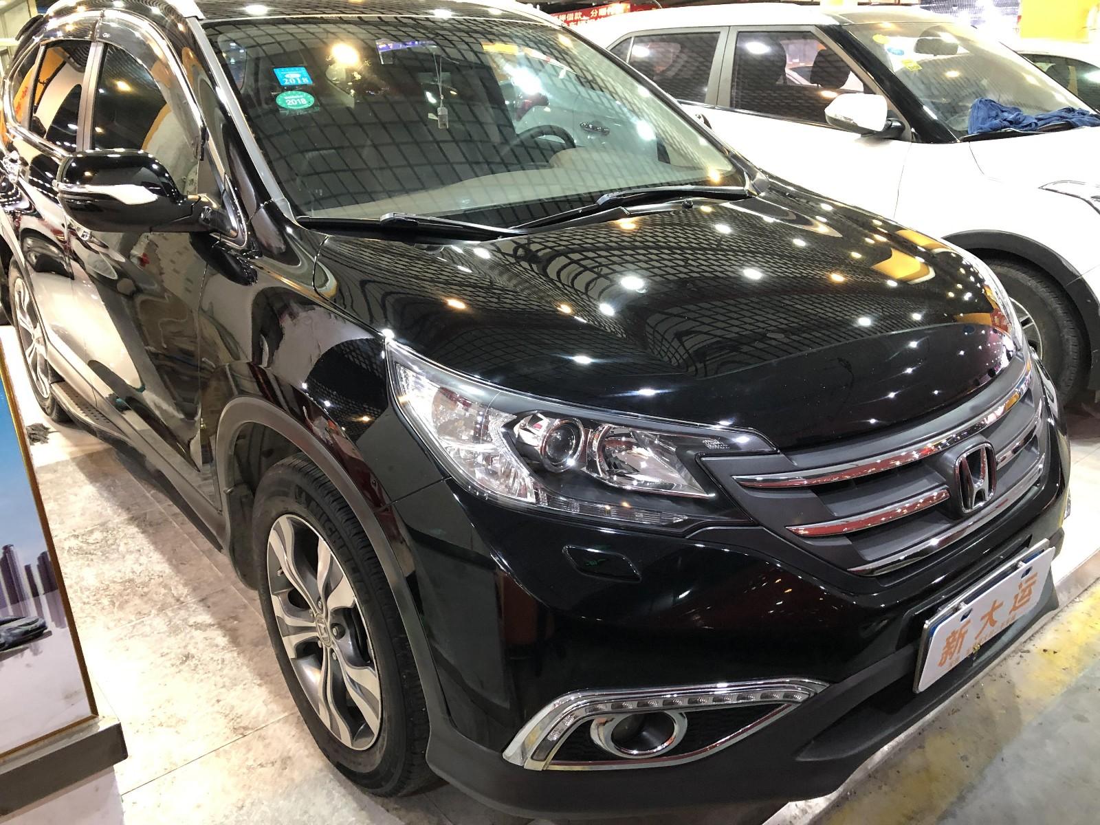 本田CR-V 2012款 2.4L 四驱尊贵版