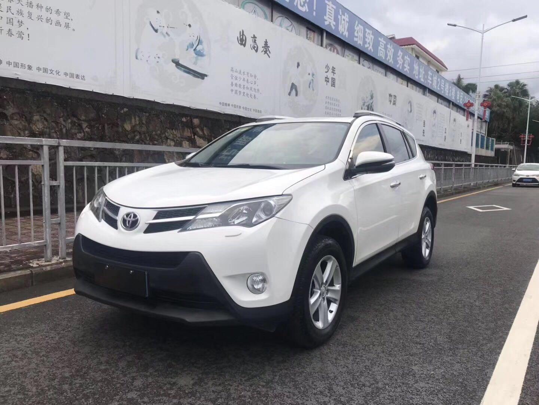 丰田RAV4荣放 2015款 2.5L 自动四驱豪华版