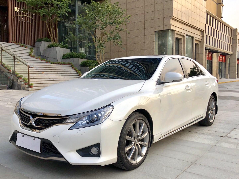 丰田锐志 2013款 2.5V 尚锐导航版