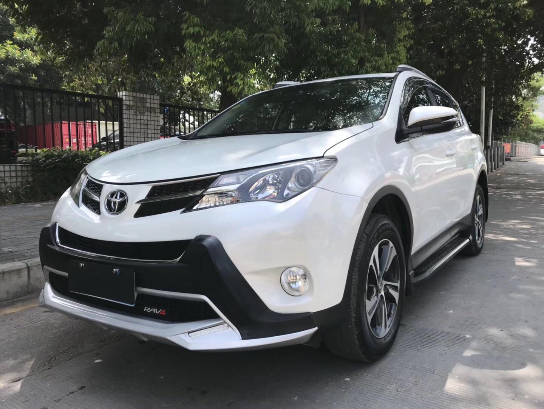 丰田RAV4荣放 2015款 2.0L CVT两驱都市版
