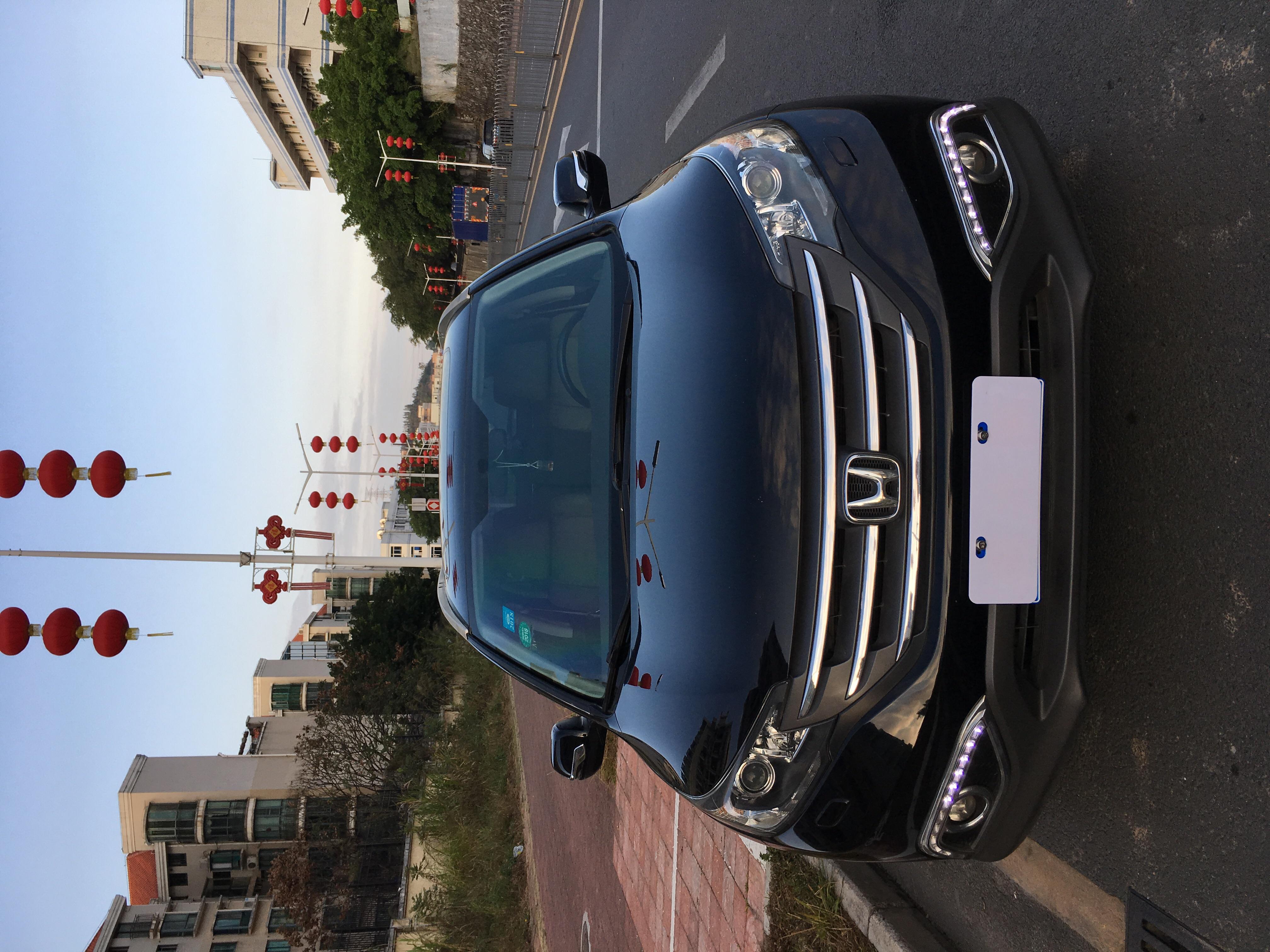本田CR-V 2013款 2.4L 四驱尊贵版