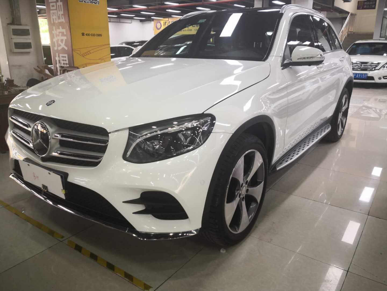 奔驰GLC 2017款 GLC 300 4MATIC 豪华型