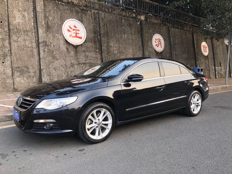 一汽-大众CC 2010款 2.0TSI 豪华型