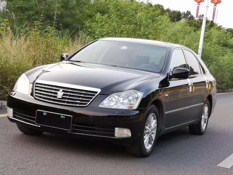 丰田皇冠 2006款 2.5L Royal 真皮版
