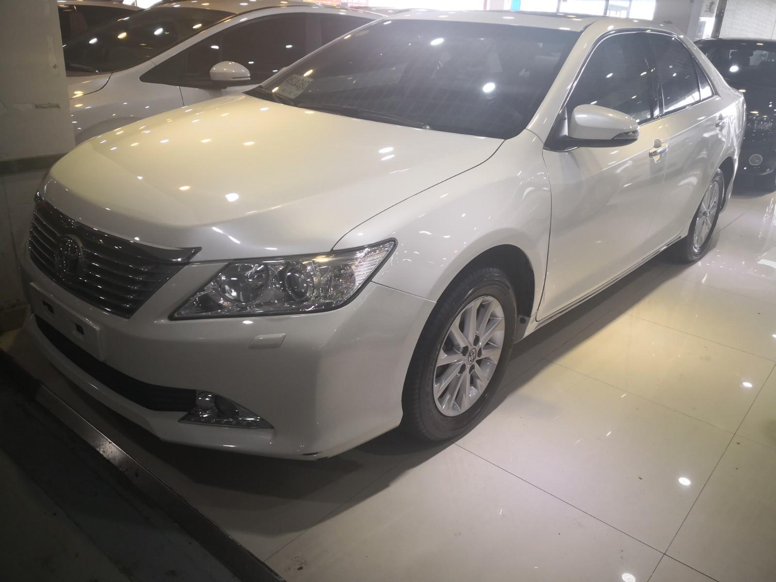 丰田 凯美瑞 2012款 2.5G 豪华版