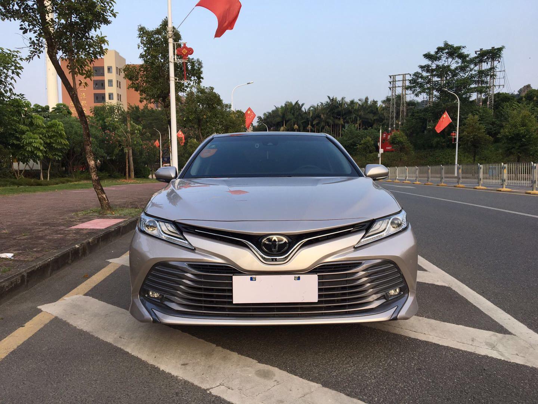 丰田凯美瑞 2019款 2.5G 豪华版 国VI