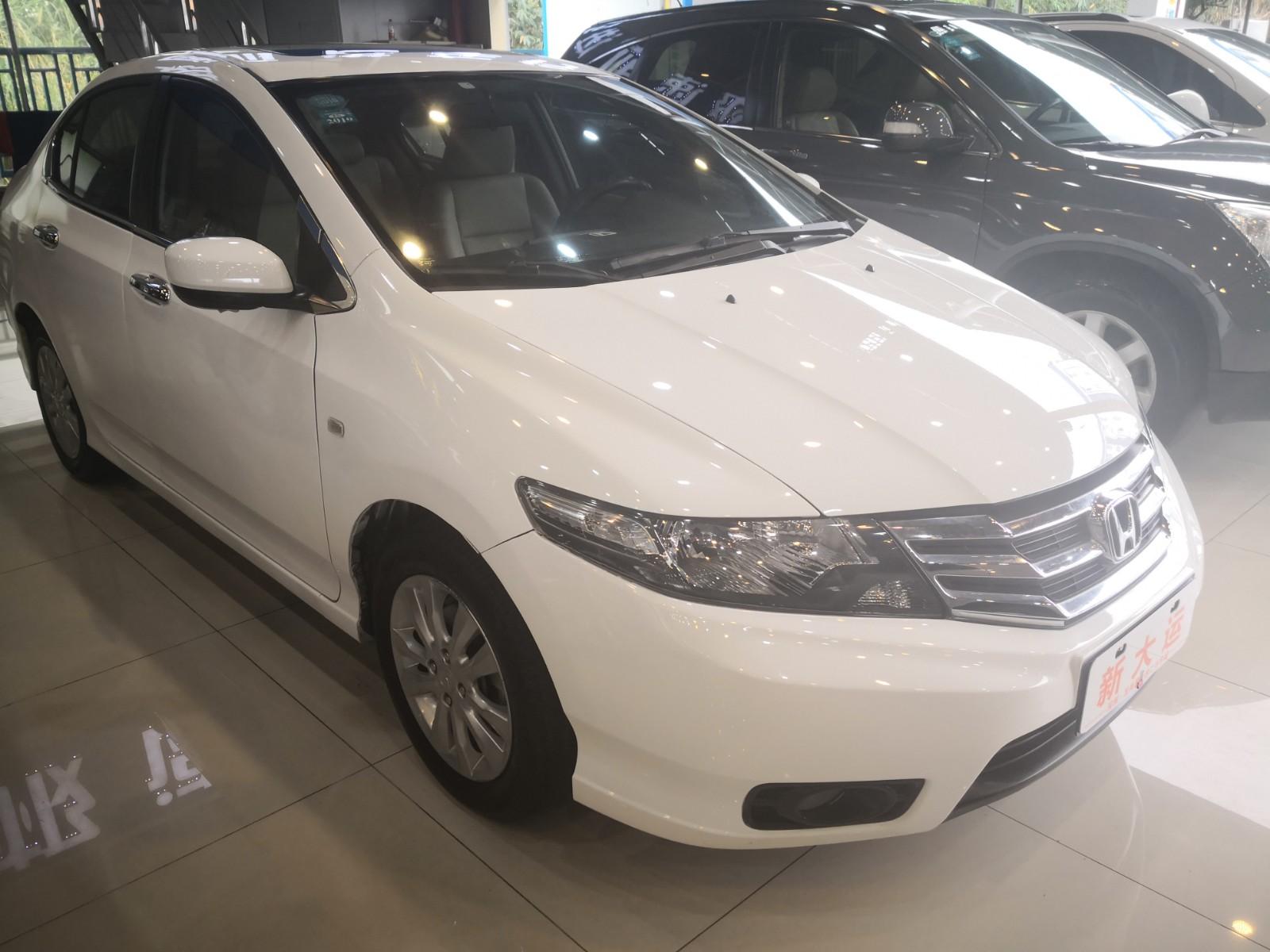 本田 锋范 2015款 1.5L CVT豪华版
