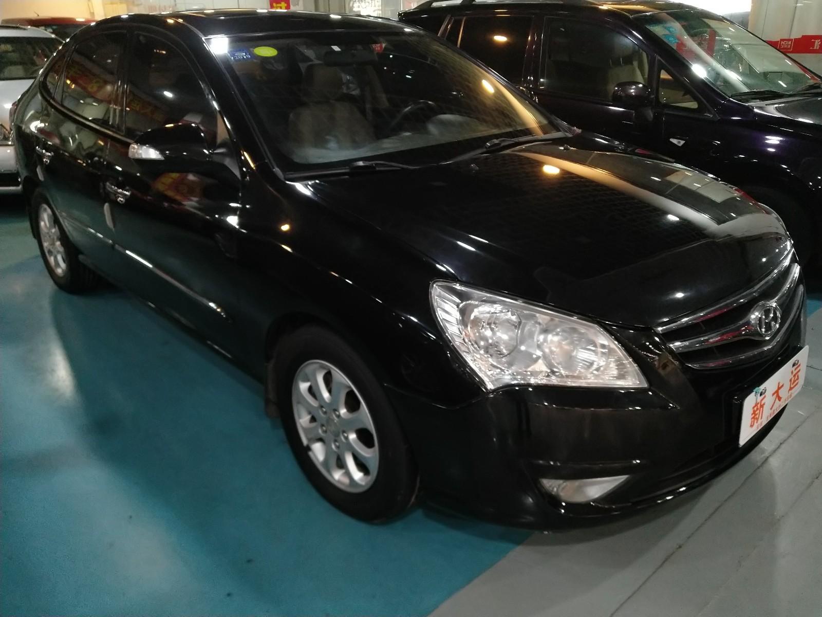 现代 悦动 2011款 1.6L 自动豪华型