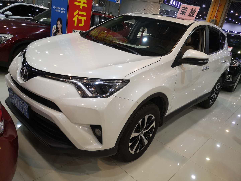 丰田RAV4荣放 2016款 2.0L CVT两驱风尚版
