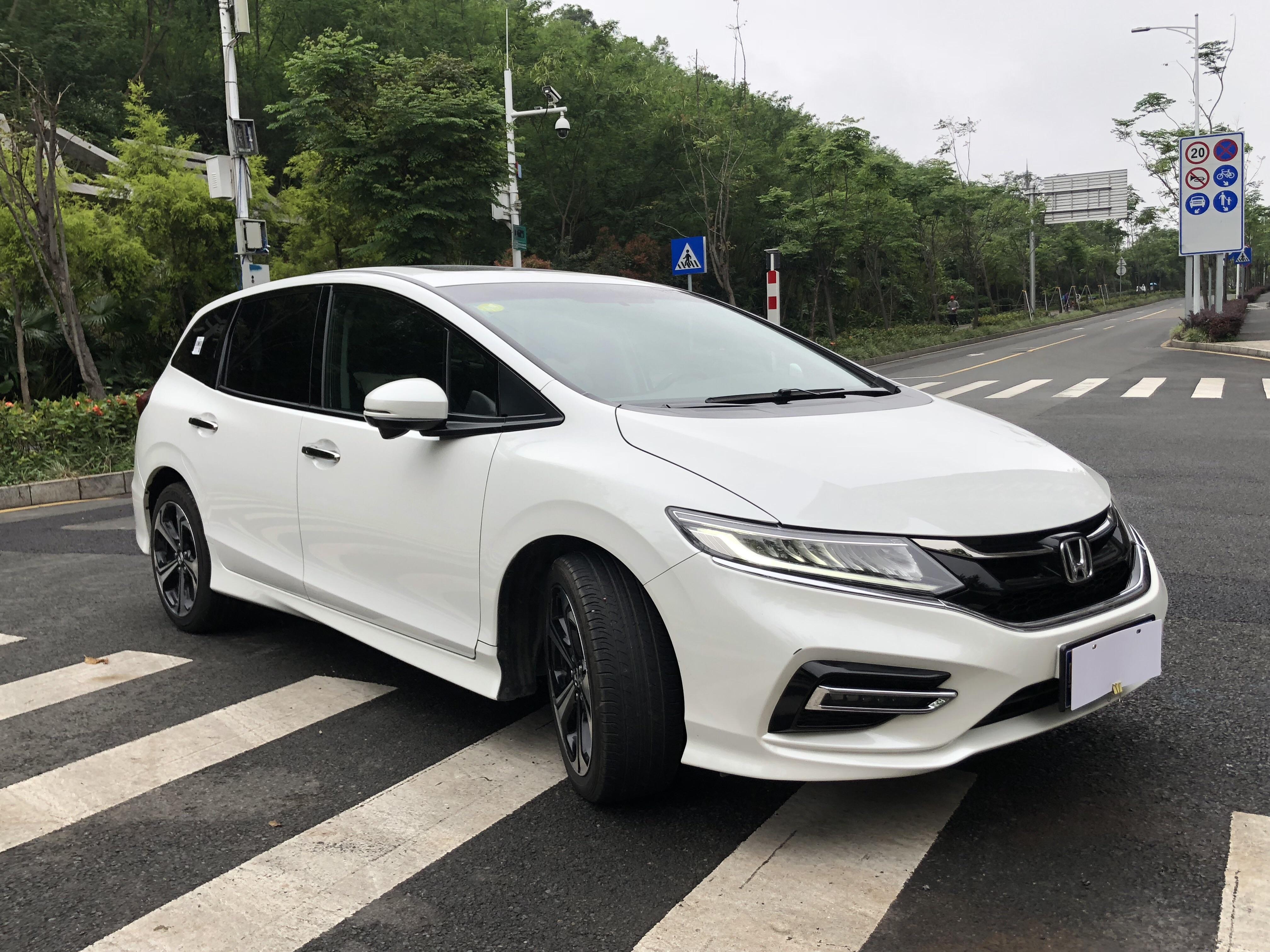 本田 杰德 2017款 210TURBO CVT豪华版 5座