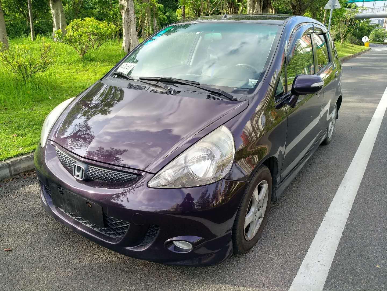 本田飞度 2007款 1.5L CVT舒适版