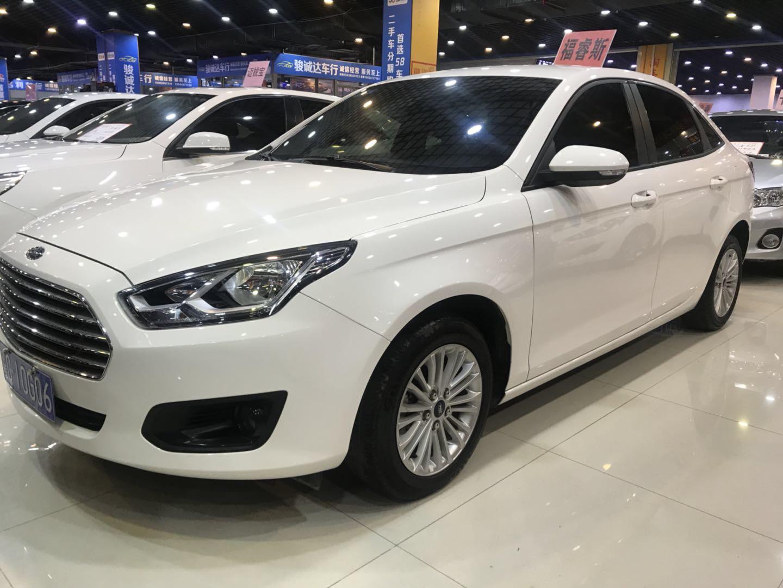 福特福睿斯 2017款 1.5L 自动舒适型