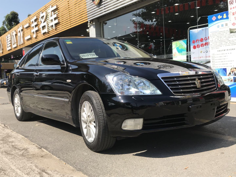 丰田皇冠 2007款 2.5L Royal 特别版