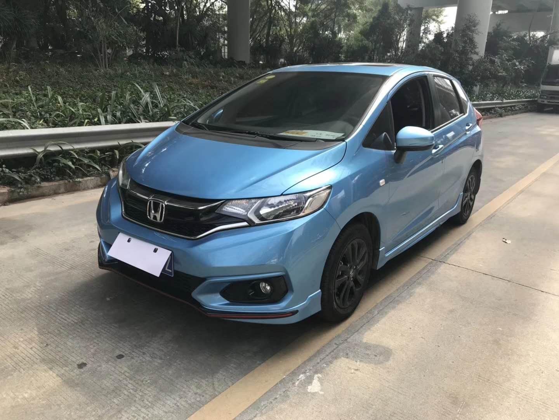本田飞度 2018款 1.5L CVT潮跑+版