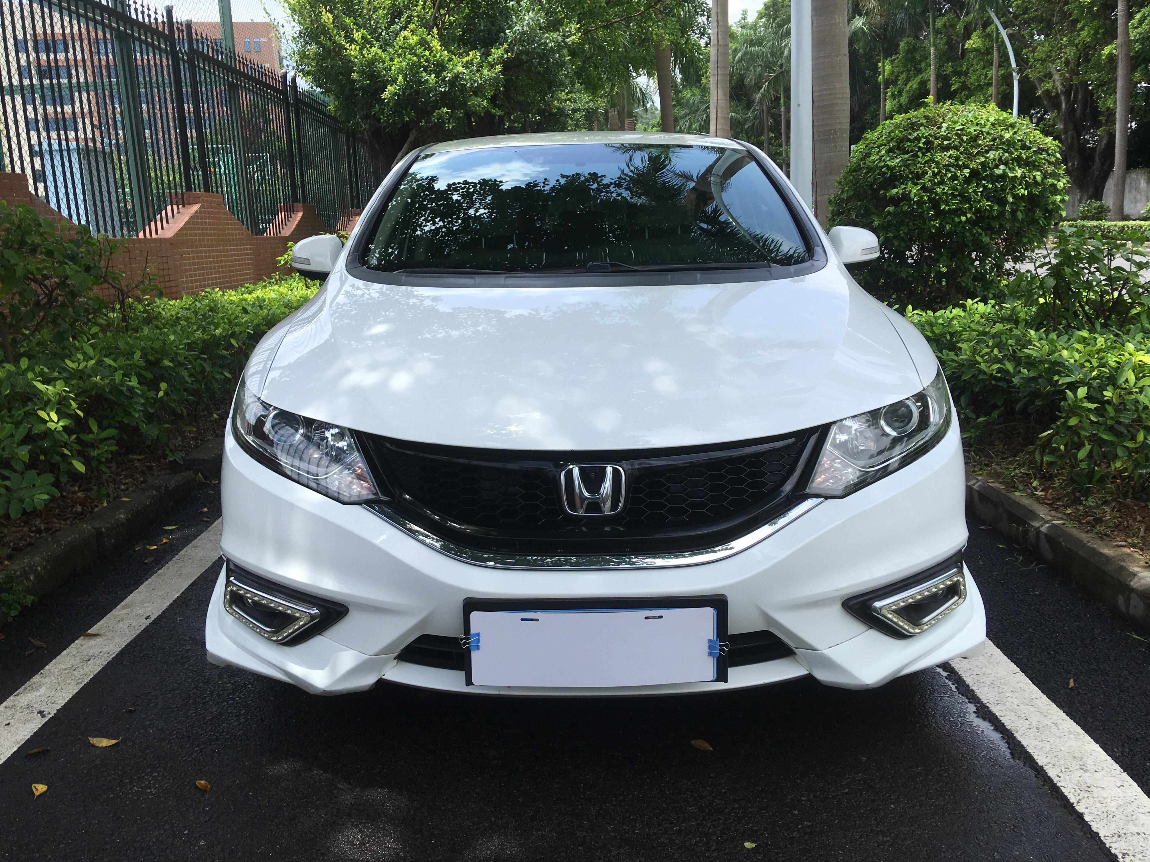 本田杰德 2016款 1.8L 自动舒适版 5座