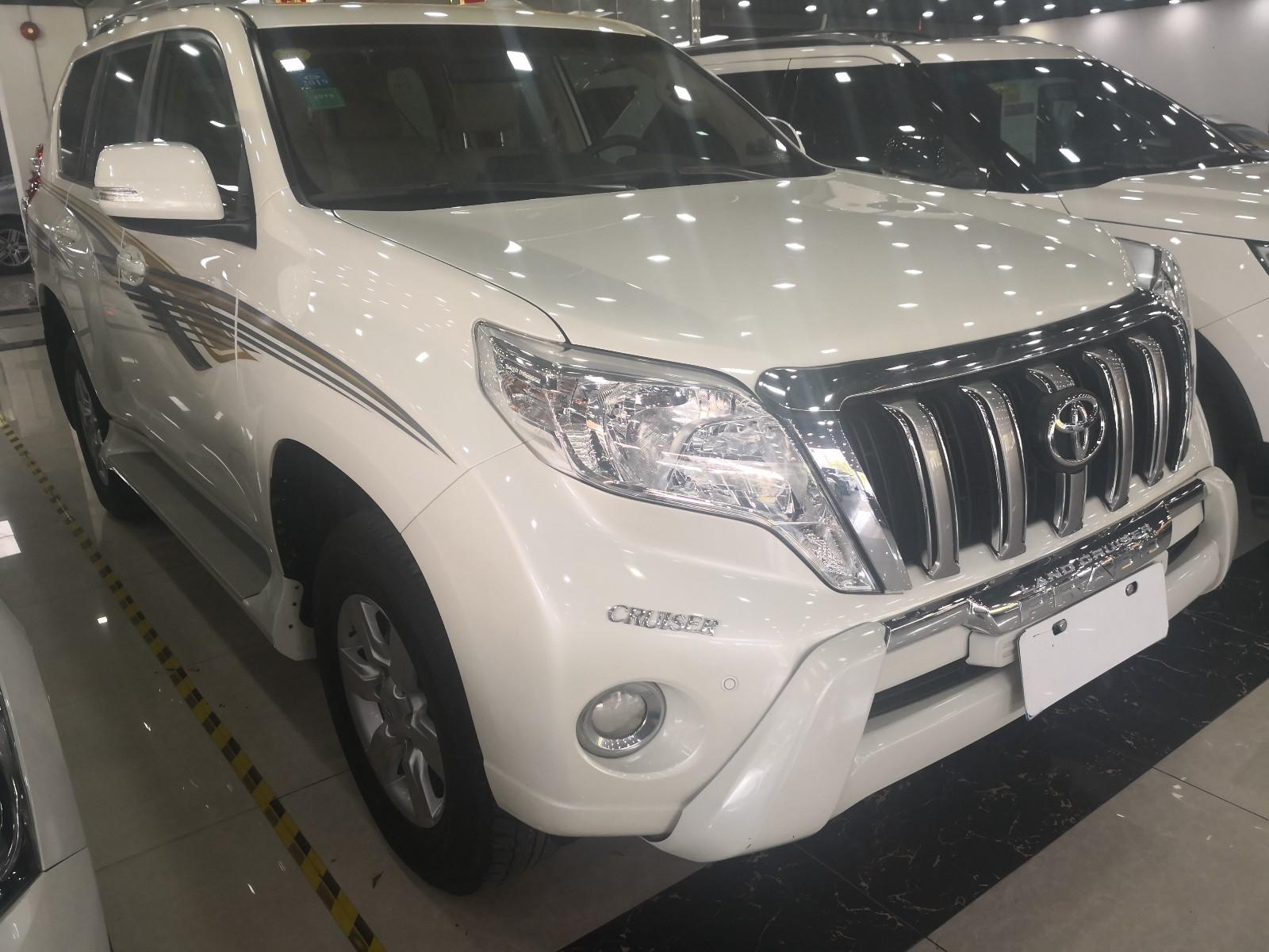 丰田 普拉多(进口) 2014款 中东版
