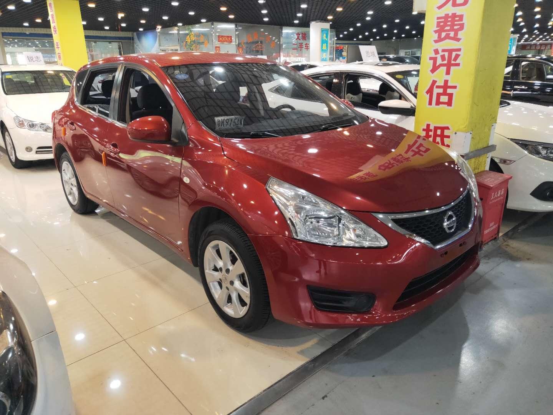 日产骐达 2014款 1.6L CVT舒适型
