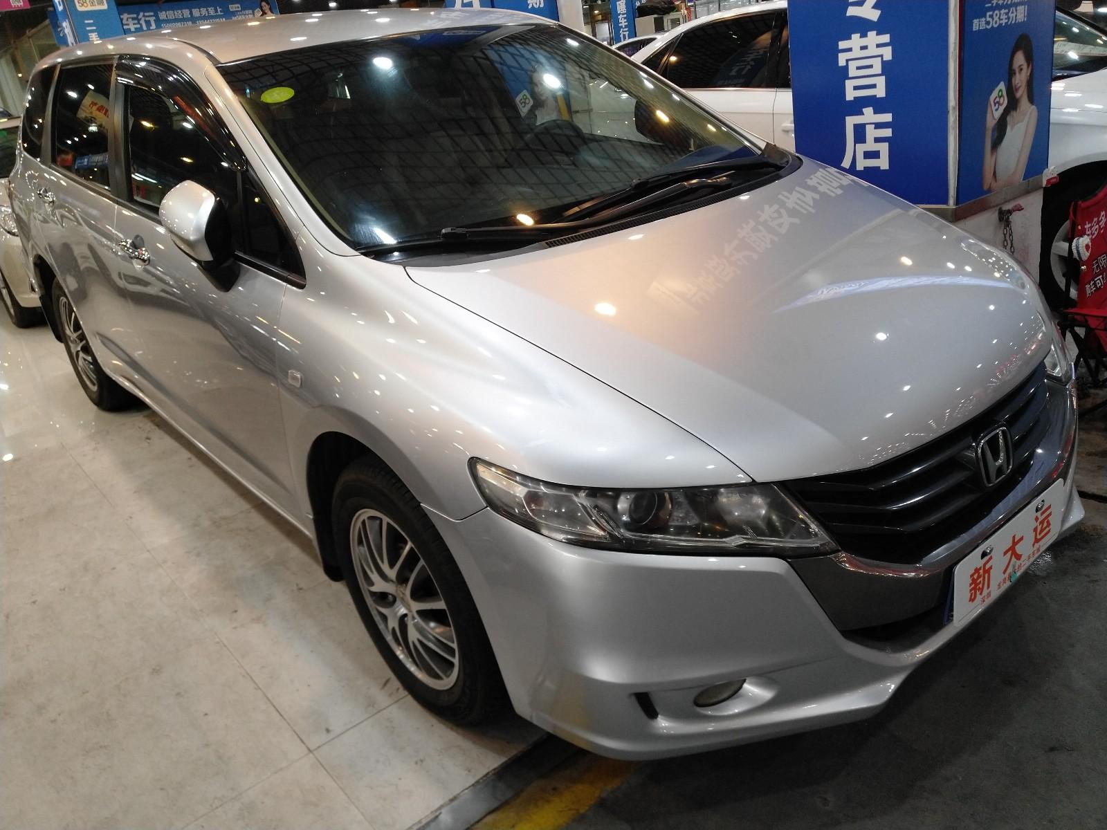 本田 奥德赛 2009款 2.4L 舒适版