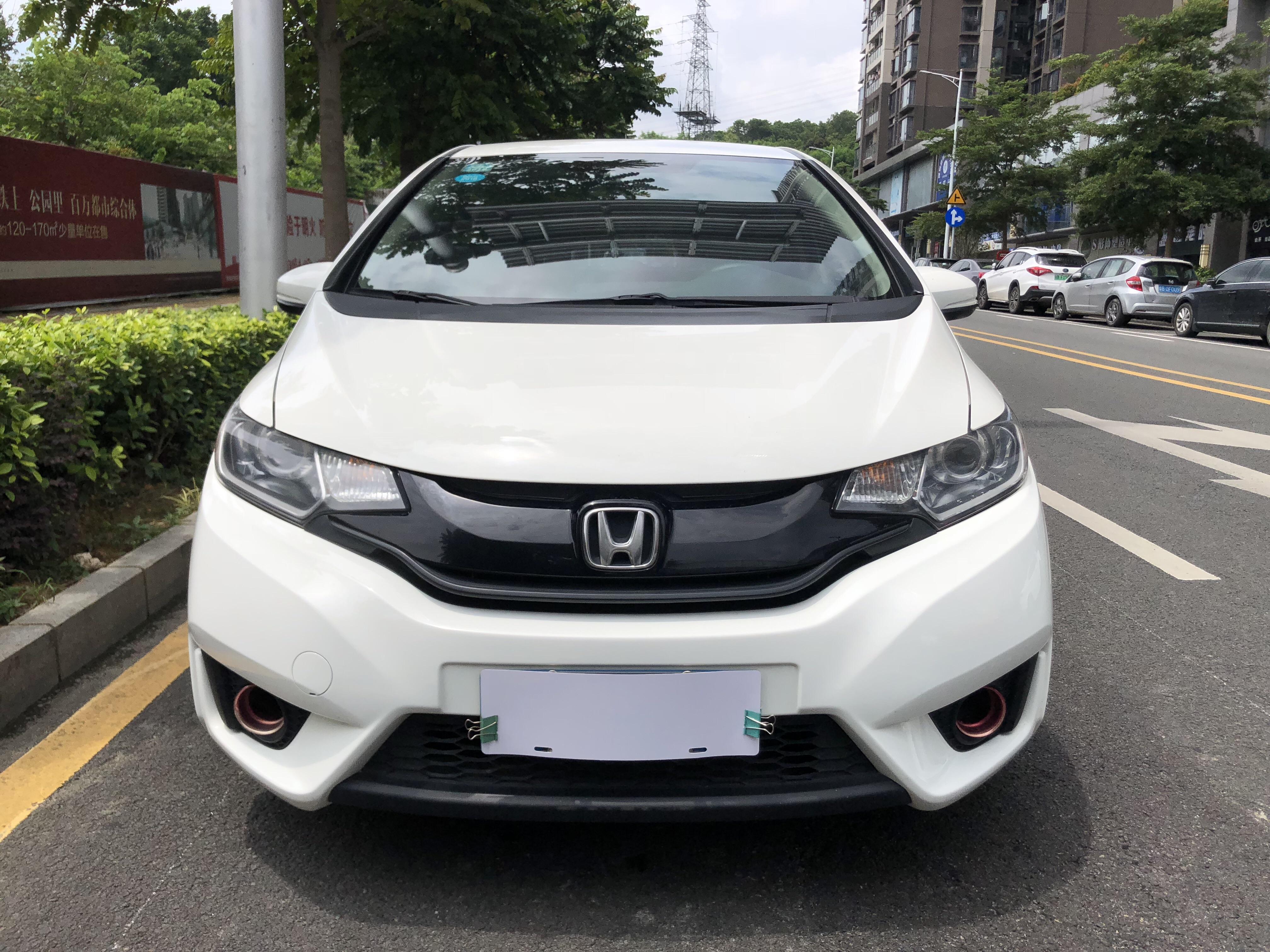 本田飞度 2016款 1.5L LX CVT舒适型