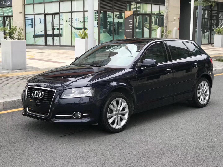 奥迪A3(进口) 2012款 Sportback 1.4T 豪华型