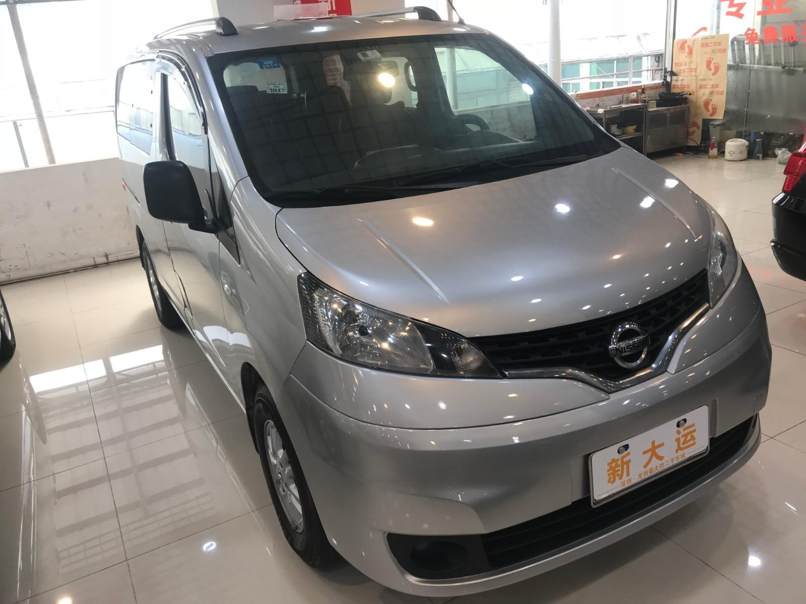 日产NV200 2013款 1.6L 豪华型 国IV
