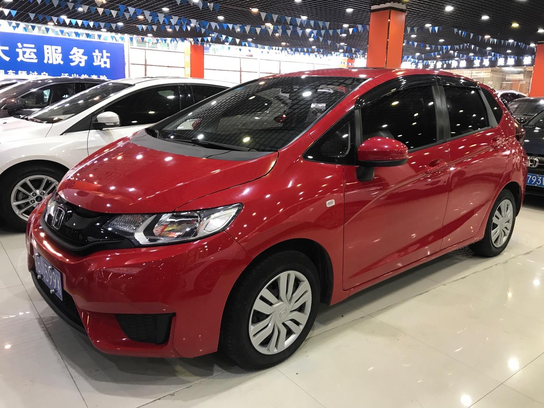 本田 飞度 2016款 1.5L LXS CVT舒适天窗版