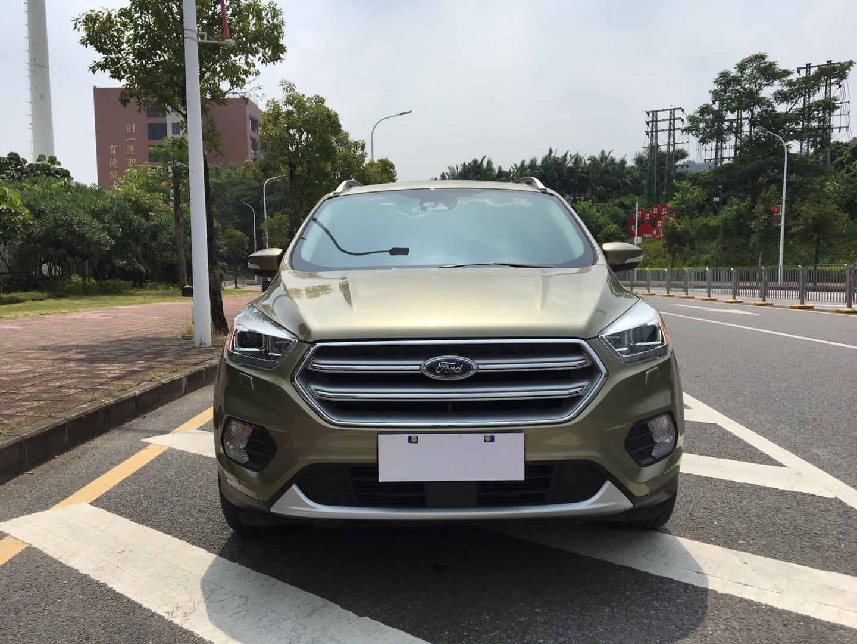 福特翼虎 2017款 EcoBoost 245 四驱尊翼型