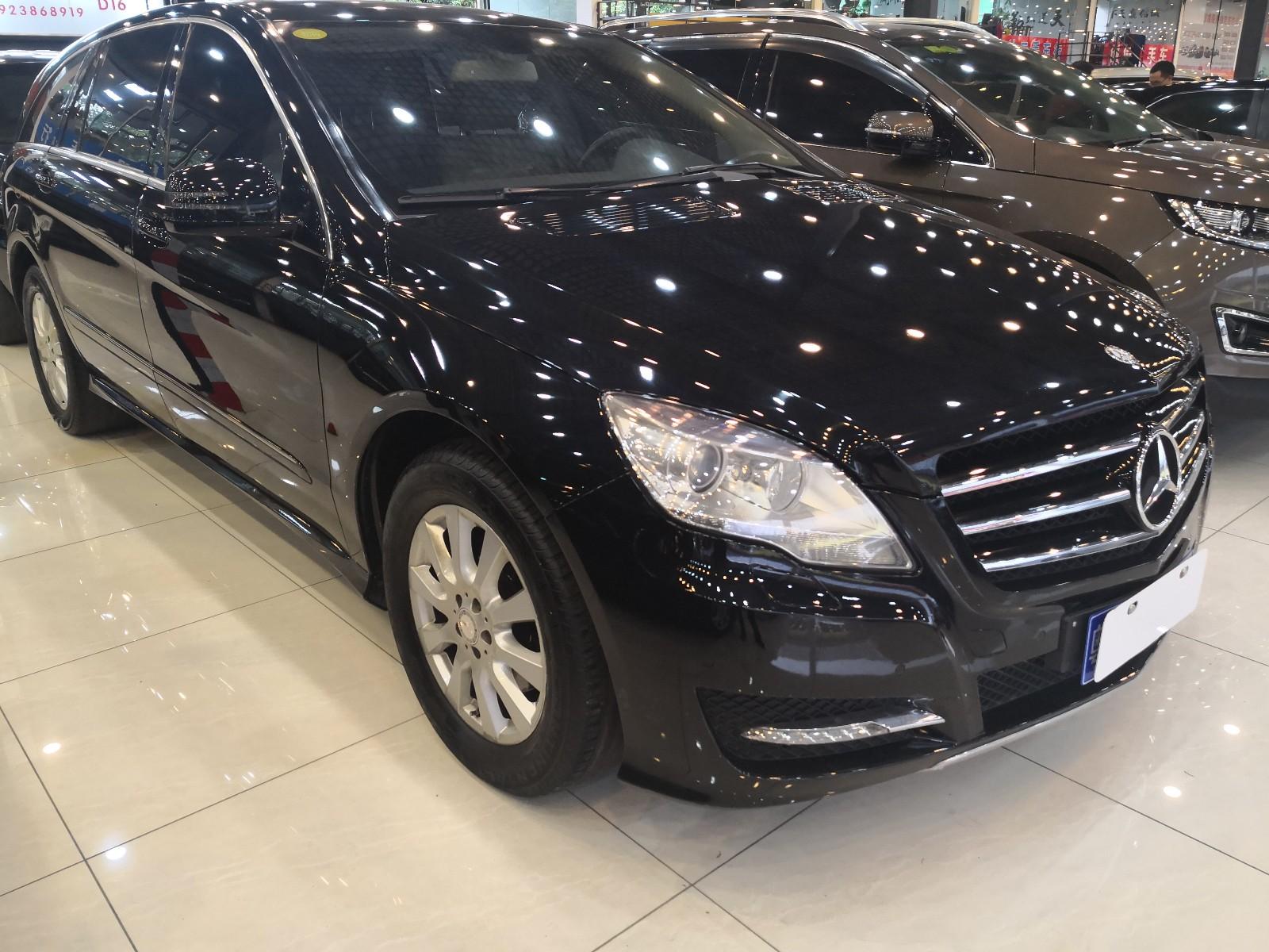 奔驰R级 2011款 R 300 L 商务型