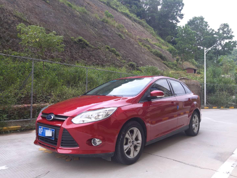 福特福克斯 2012款 三厢 1.6L 自动风尚型