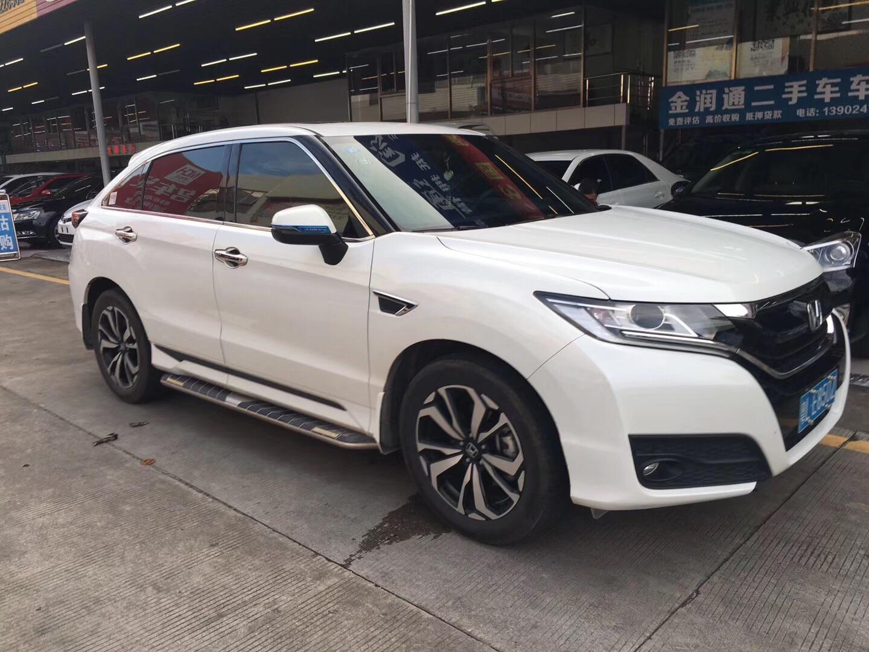 本田UR-V 2017款 240TURBO 两驱豪华版