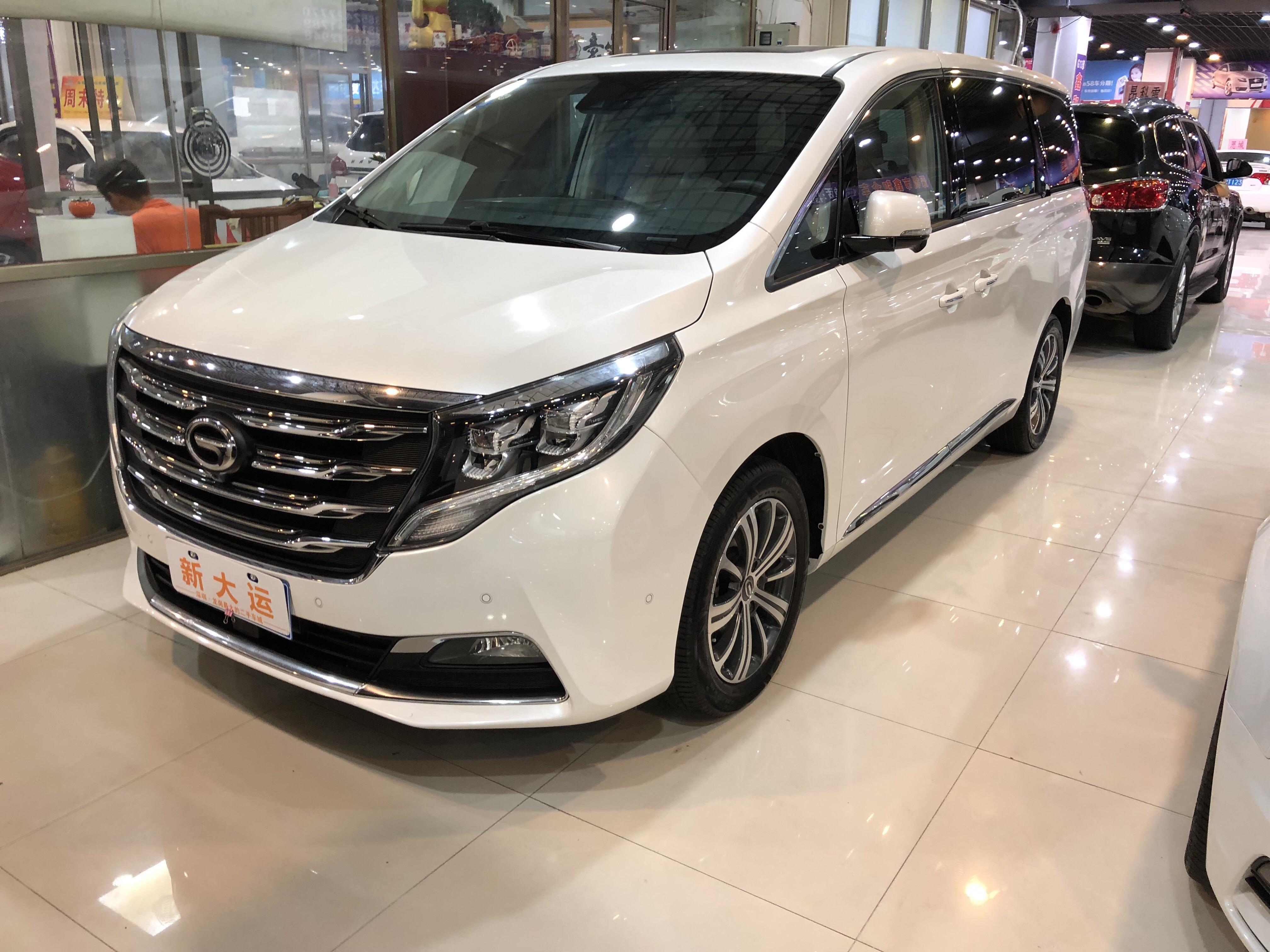 广汽传祺传祺GM8 2018款 320T 旗舰版