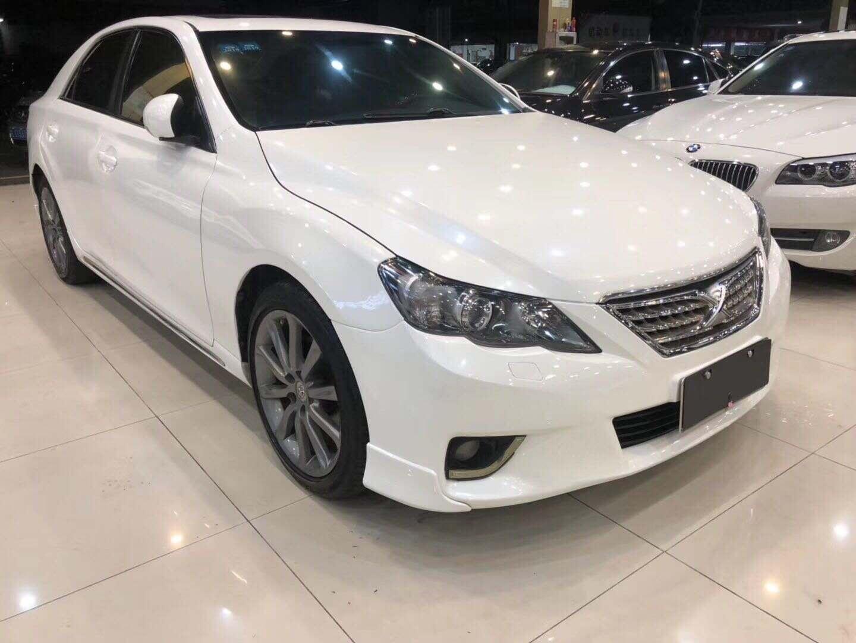 丰田锐志 2012款 2.5V 风度菁英炫装版